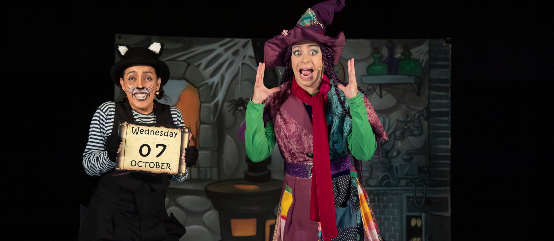 Wanda the witch show image